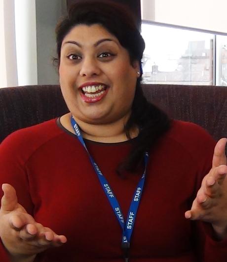Zeenat Butt